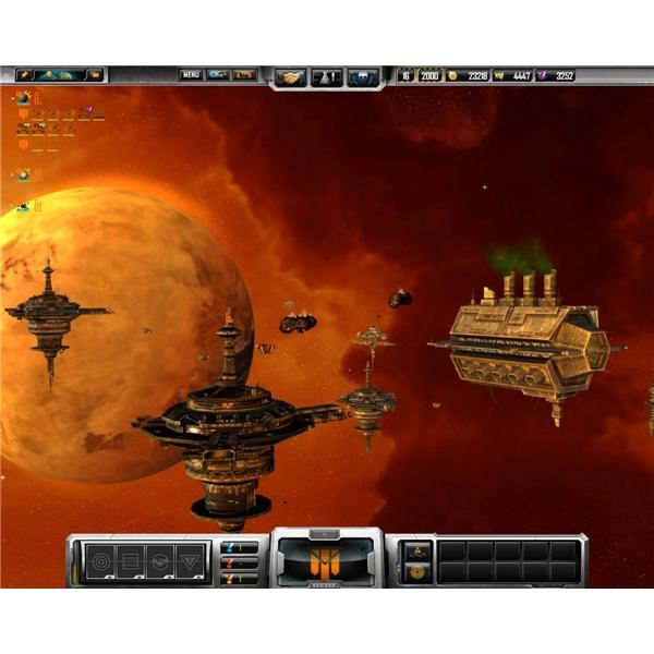 Sins Of A Solar Empire Review: Redefining The Space Strategy Game