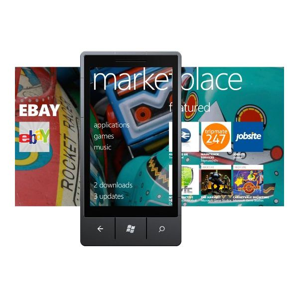 Find and install apps in the Windows Phone Marketplace