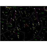Asterism in Constellation