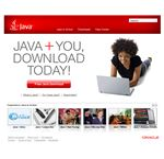 Updating Sun Java VM for Windows