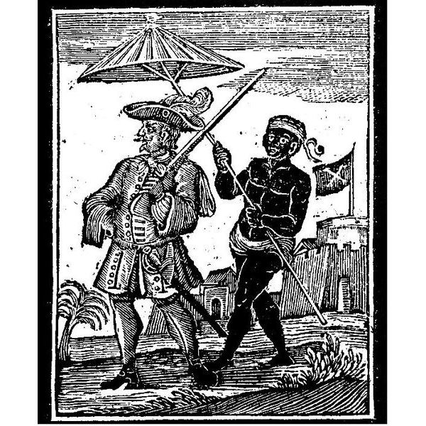 Henry Avery- from 1725 book - image from WIkipedia
