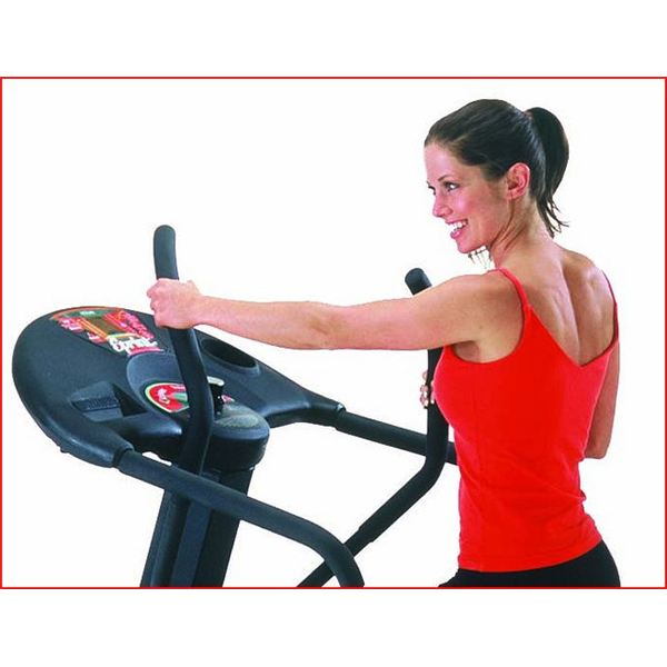 Elliptical Circuit Training