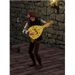 The Sims Medieval lute