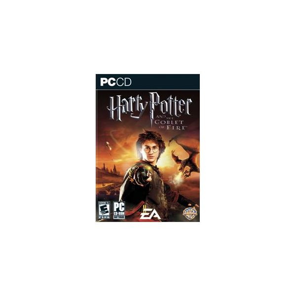 Harry Potter and the Goblet of Fire - the best of the Harry Potter retro games