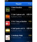 BB App World Interface