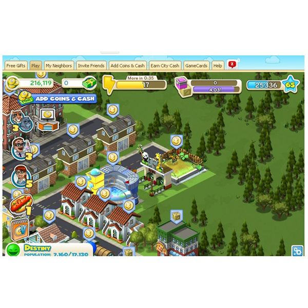 CityVille Zoo Guide - Build Your own zoo in CityVille