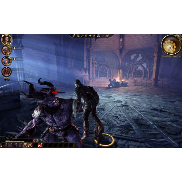 Dragon Age: Origins - The Ogre in the Tower