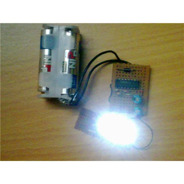 LED Torch, Image