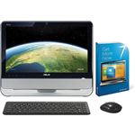 The ASUS all in one desktop computers Windows 7