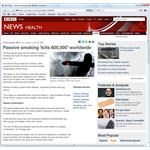 BBC news article without using Safari Reader
