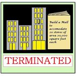 Termination of Project