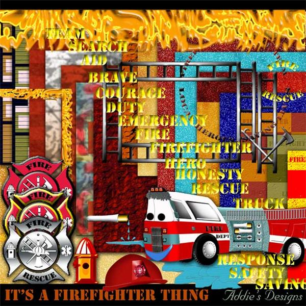 It's a Firefighter Thing