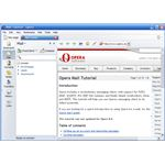 Fig 2 - Top 10 Free Email Programs for Windows - Opera Mail Tutorial Tab