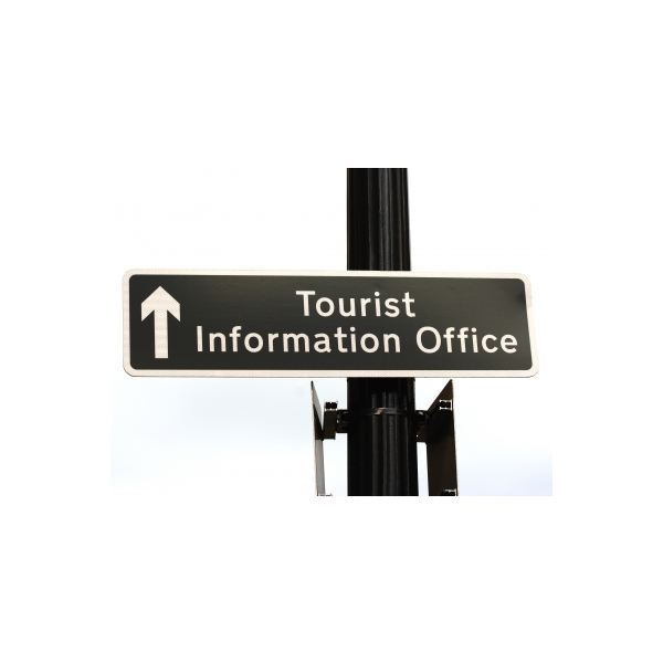 Tourist Information Sign In England