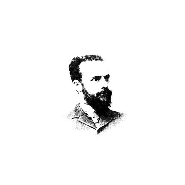 """Vilfredo Pareto"" by Kelson/Wikimedia Commons via public domain license"