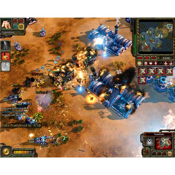 The History of the Command and Conquer Real Time Strategy Series