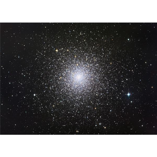 Globular Cluster M3, one of many that surrounds the Milky Way - Image, courtesy of NASA