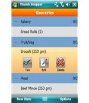 Thumb Shopper Screenshot edit