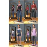 The Sims 3 Pets new clothes