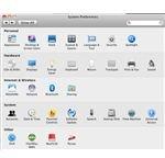 Mac OS X System Preferences
