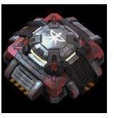 Starcraft 2 Terran Bunker