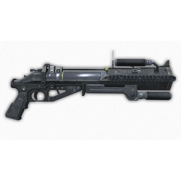 Halo Reach Weapon Guide - Individual Grenade Launcher