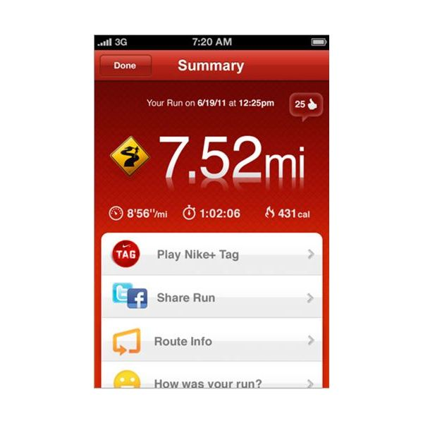 How Does the Nike App Work on an iPhone? Nike +GPS Reviewed