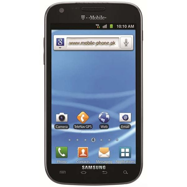 Galaxy S 2 T-Mobile Front