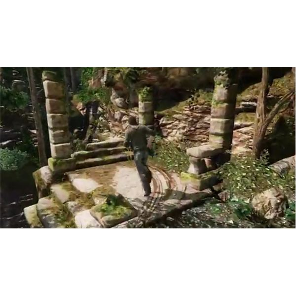 Uncharted 3 Tips and Guide - The Château