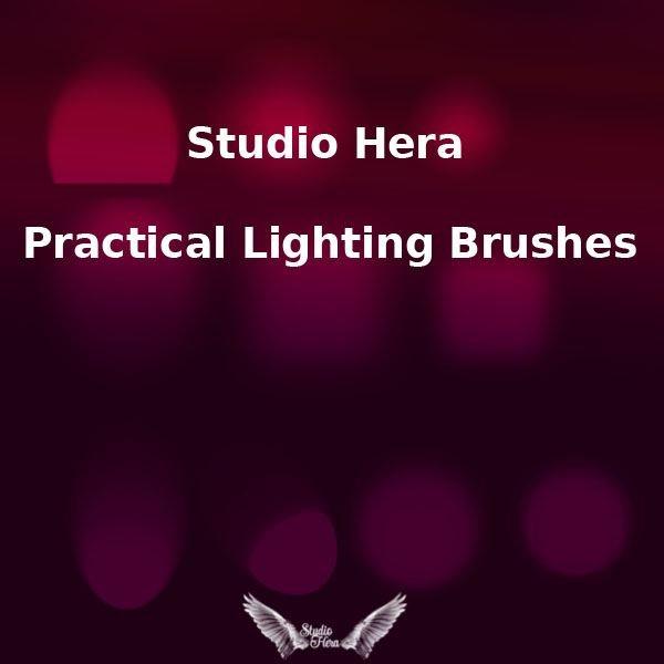 Practical Lighting Brushes by StudioHera