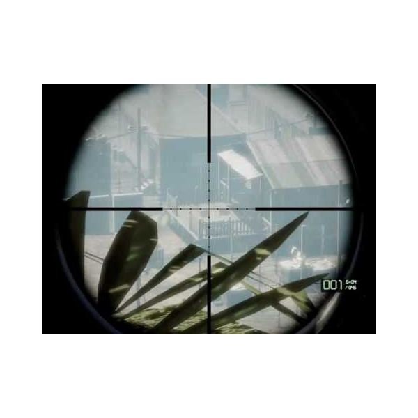 Battlefield Bad Company 2 Sniper