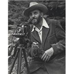 Ansel Adams, the famous nature photographer