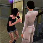 The Sims 3 beg for forgiveness