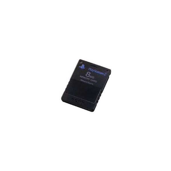 Playstation 2 Memory Card 8MB by Sony