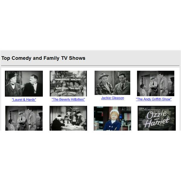 How Can I Watch Old TV Shows Online? Quick Resources