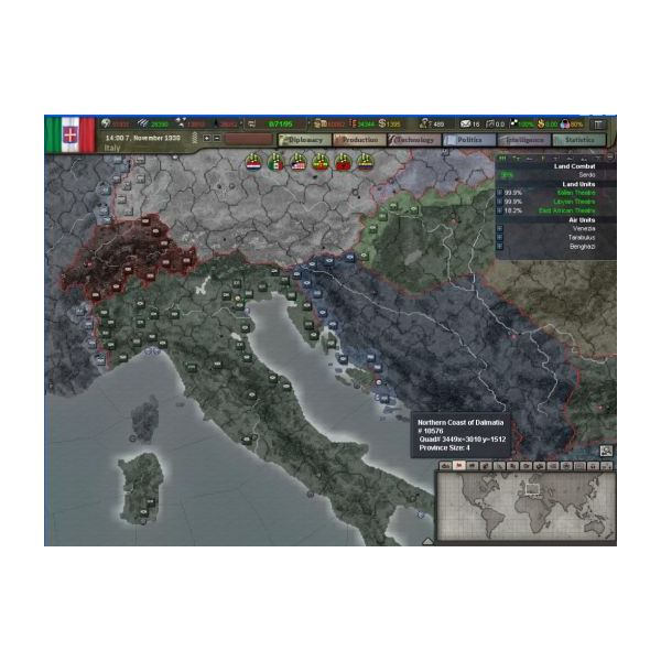 Hearts of Iron Best Mods