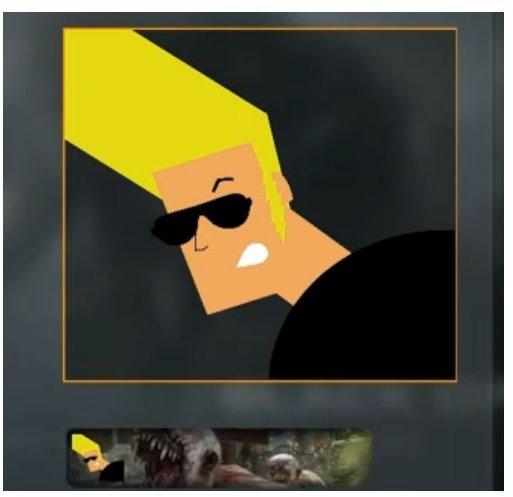Johnny Bravo Emblem