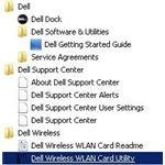Dell Wireless Utility