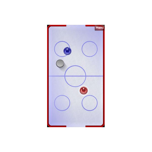 Air Hockey Screenshot - One of the Best Free Games for Nokia 5800