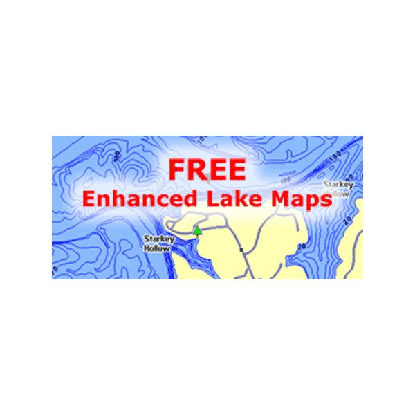Top Choices On Lowrance Free Map Software Application - Lake mapping software