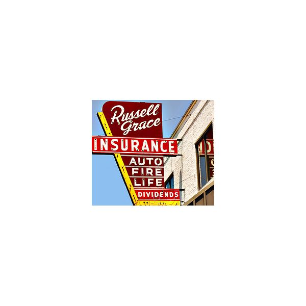 Russell Grace Insurance by Digital Howie