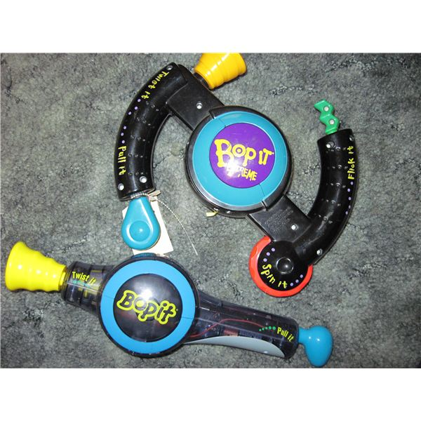 Bop It and Bop It Extreme
