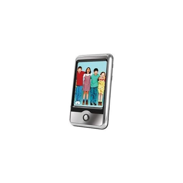 Sylvania 4 GB 2.8-Inch Touch Screen Video MP3 Player with Expandable Memory Slot