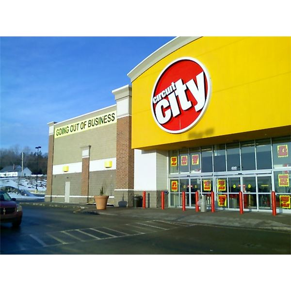 Bankrupt Circuit City