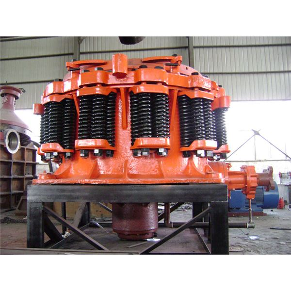 cone crushers springs safety (safety)