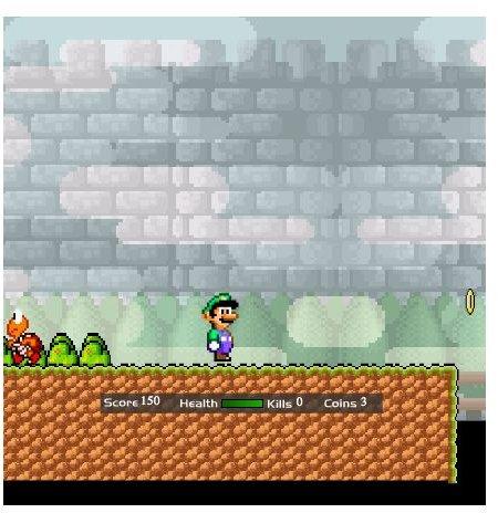 Luigi's Revenge screenshot