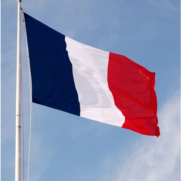 Will you fly le Drapeau de la France at your summer camp?