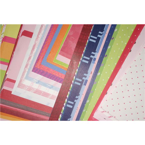 Other Uses for Scrapbooking Papers:  Reuse Scrapbooking Paper