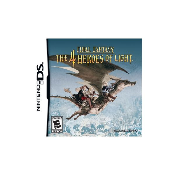 Final Fantasy: The 4 Heroes of Light Review