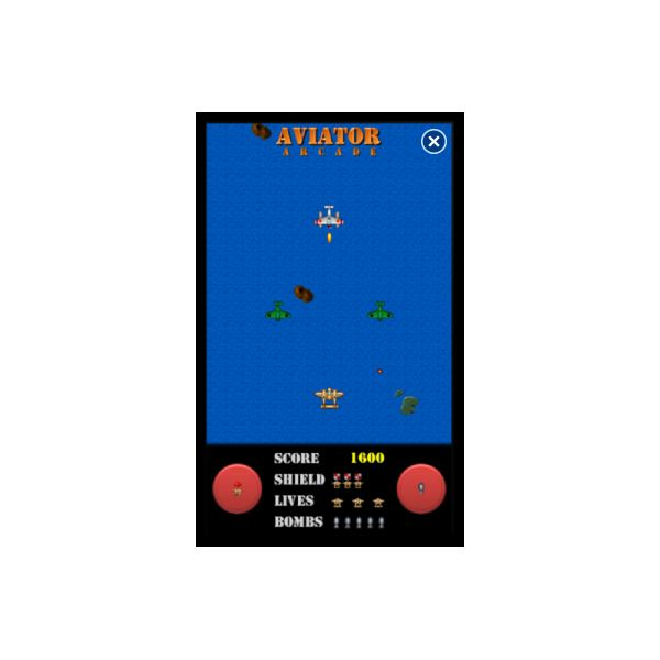 Windows Phone 7 retro games - Aviator Arcade